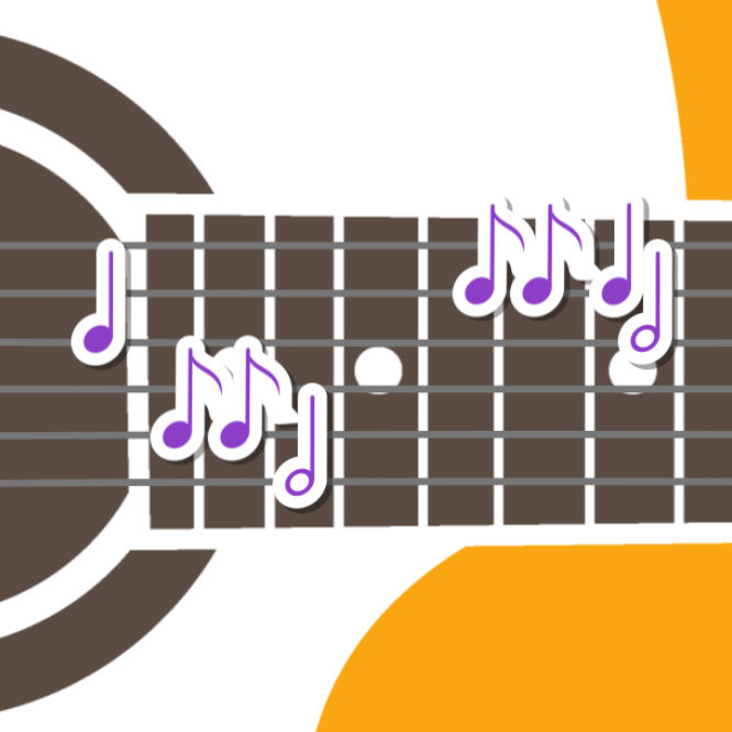 Online Guitar game