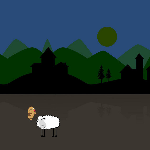 Play Game - Sheep Jumping