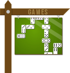 Domino game pet game